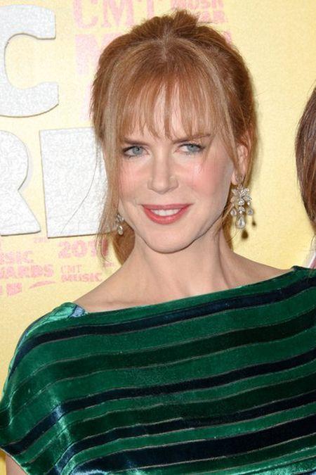 Nicole Kidman nie do poznania