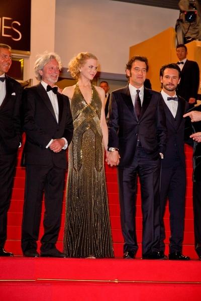 Nicole Kidman skąpana w złocie (FOTO)