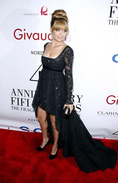 Nicole Richie w Emilio Pucci (FOTO)