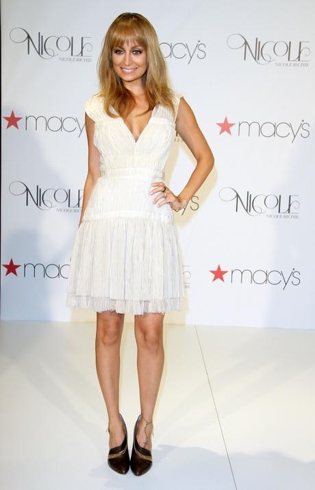 Nicole Richie promuje pierwsze perfumy (FOTO)