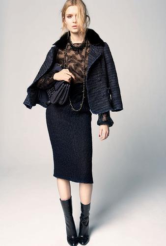 Nina Ricci - Pre-Fall 2012