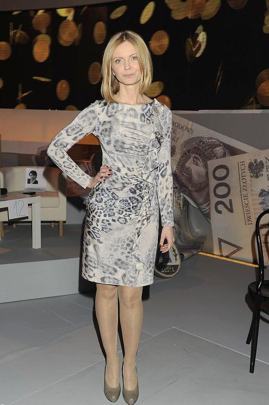 Olga Borys w świetnej formie (FOTO)