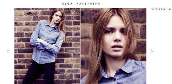 Olga Kaczyńska dla agencji Next (FOTO)
