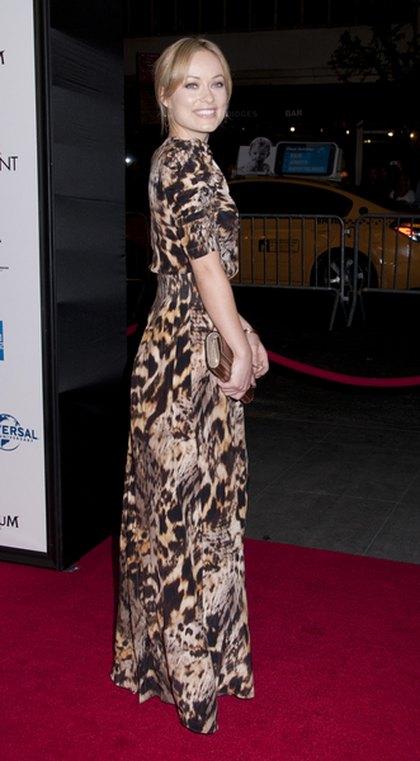 Olivia Wilde została blondynką