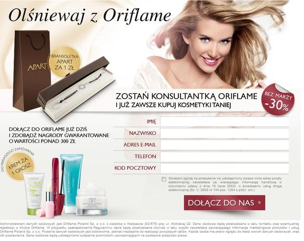 Kupuj kosmetyki taniej i zdobądź bransoletkę Apart za 1 zł!