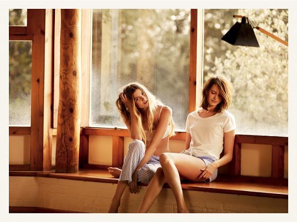 Wiosenna kolekcja bielizny Oysho
