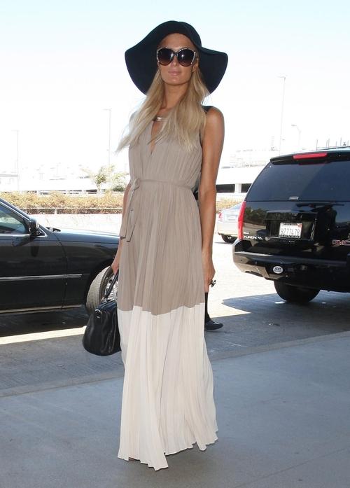Fantastyczny letni look Paris Hilton (FOTO)