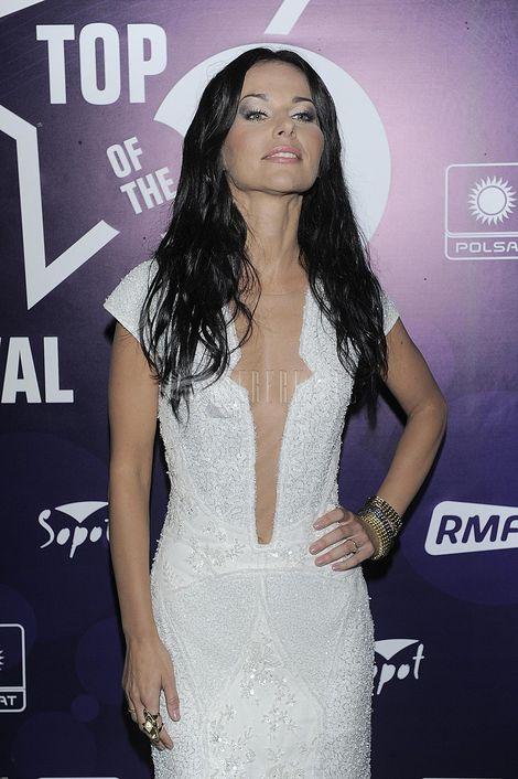 Paulina Sykut w bieli (FOTO)