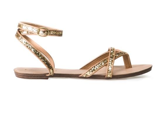 Sandały – idealne na upalne dni!
