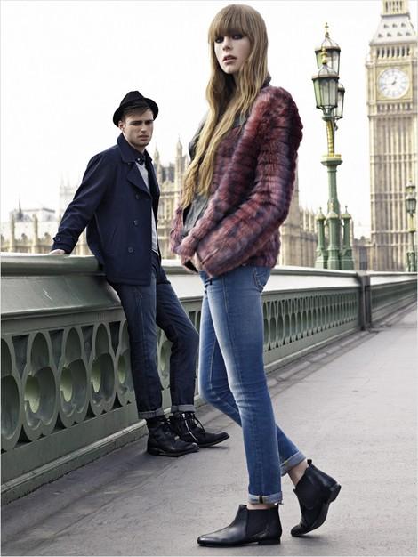 Pepe Jeans jesień/zima 2012/2013 (FOTO)