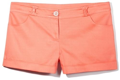 Ubrania i dodatki w kolorze pomarańczy