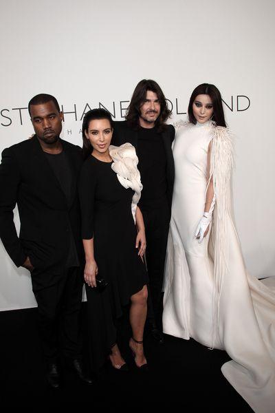 Kim Kardashian stara się być elegancka