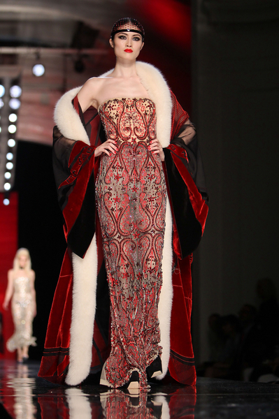 Jean Paul Gaultier - Haute Couture Fall/Winter 2012/2013