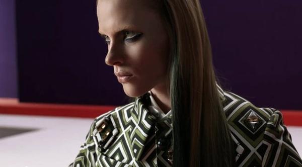 Magdalena Frąckowiak w filmie reklamowym Prady (VIDEO)