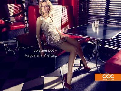 Ania Przybylska nową twarzą marki CCC