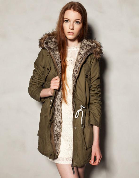 Przegląd kurtek od Pull&Bear jesień 2012