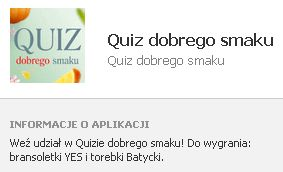 Wygraj bransoletki YES i torebki Batycki!