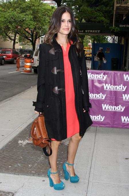 Codzienny styl Rachel Bilson (FOTO)