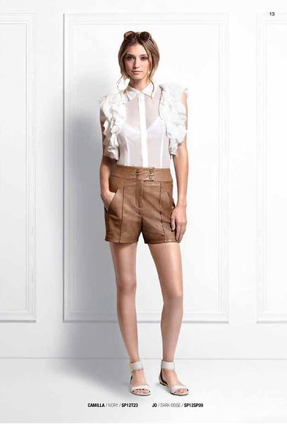 Rachel Zoe - kolekcja wiosna/lato 2012