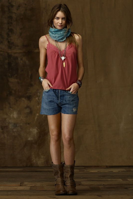 Ralph Lauren Denim & Supply - wosna/lato 2012