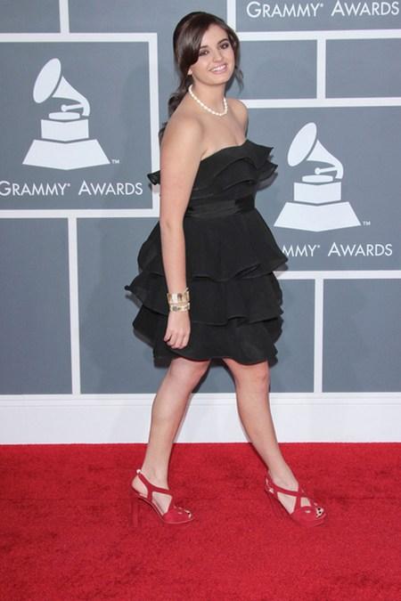 Rebeka Black Gwiazdy na gali Grammy