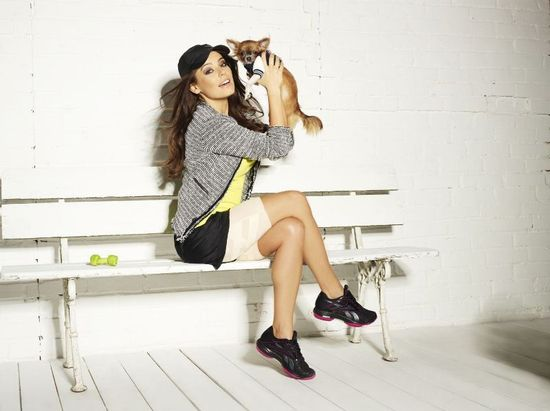 Anna Mucha w kampanii Reebok EasyTone (FOTO)
