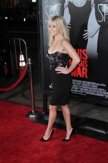 Reese Witherspoon w sukience Miu Miu (FOTO)