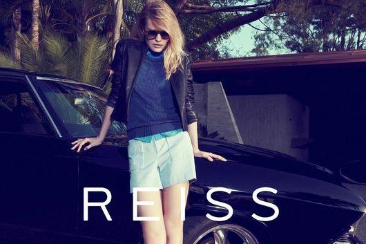 Wiosenna kampania marki Reiss (FOTO)