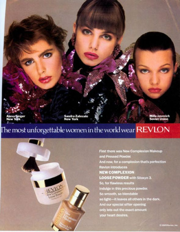 Gwiazdy, które były twarzami marki Revlon (FOTO)