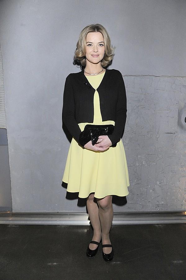 Monika Richardson w stylu lat 60.