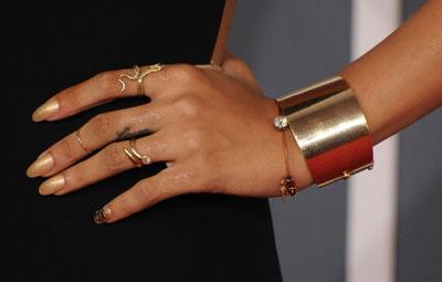 Luksusowy manicure Rihanny