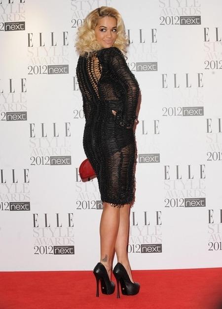 Śliczna Rita Ora