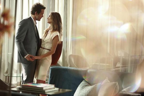 Rosie Huntington-Whiteley i Ryan Reynolds znów razem