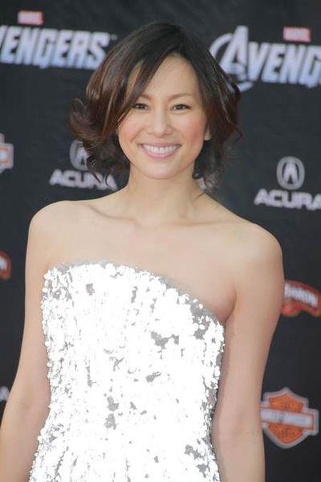 Ryoko olśniła Hollywood
