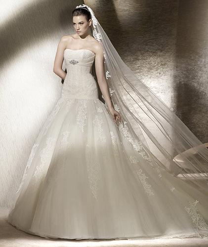 San Patrick - suknie ślubne na rok 2012