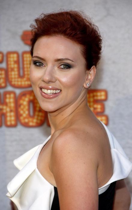 Scarlett Johansson niczym gwiazda starego kina