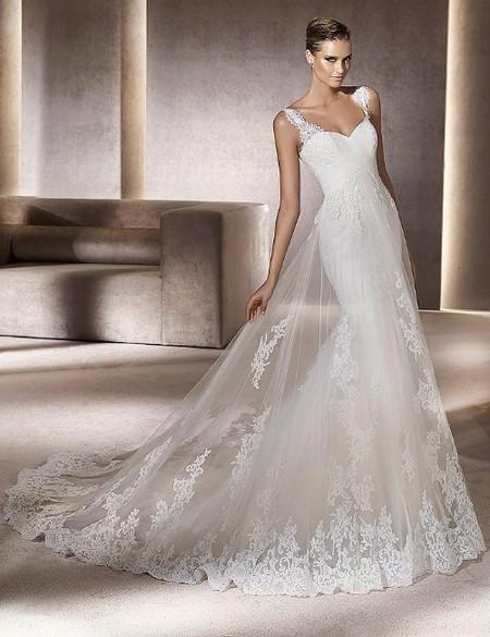 Suknia ślubna dla 40-latki