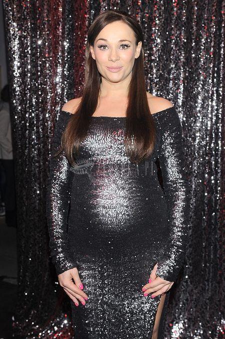 Sonia Bohosiewicz w ciąży nie rezygnuje z obcasów (FOTO)