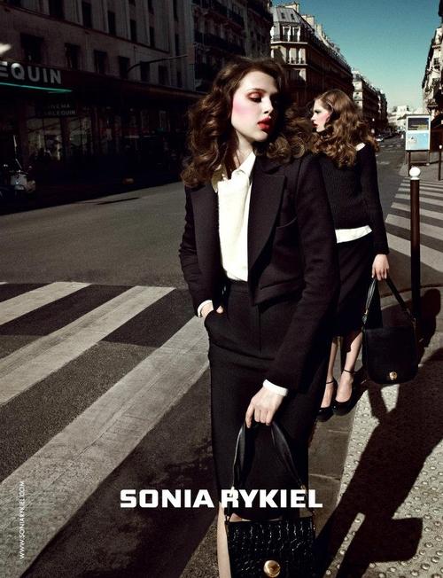 Sonia Rykiel Jesień/Zima 2012/13 (FOTO)
