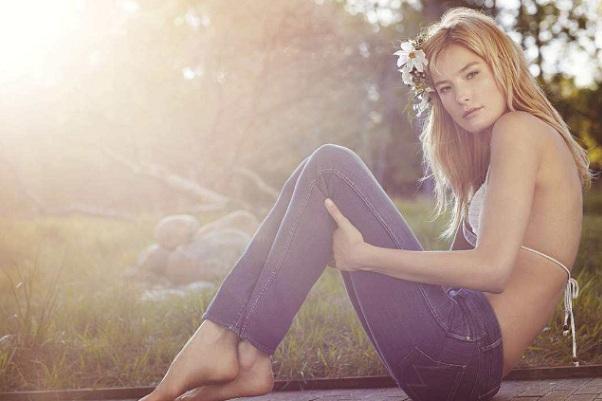Wrangler Spa Denim – ujędrniające jeansy
