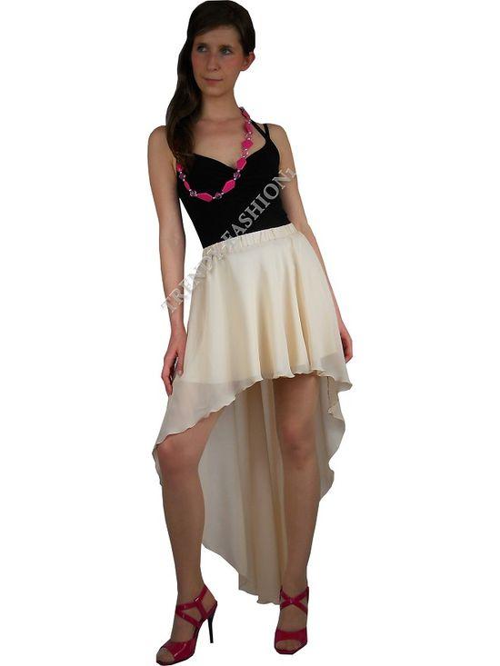 Beżowe spódnice i sukienki maxi poniżej 100 zł!