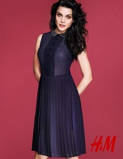 Jessica Stam letnie propozycje od H&M