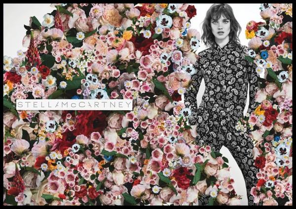 Stella McCartney Wiosna 2012 (FOTO)