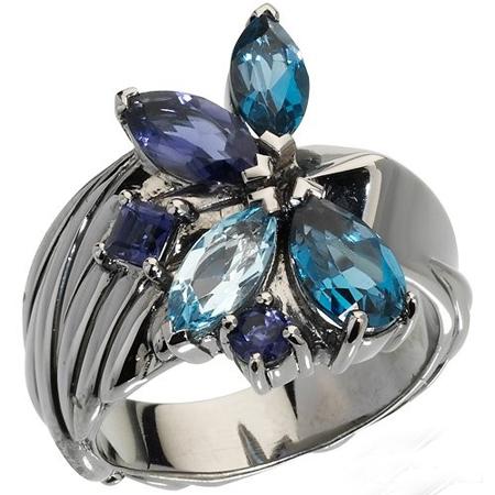 Niesamowite pierścionki od Stephena Webstera (FOTO)