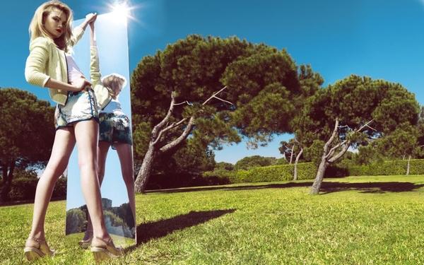 Letnia kampania marki Stradivarius (FOTO)