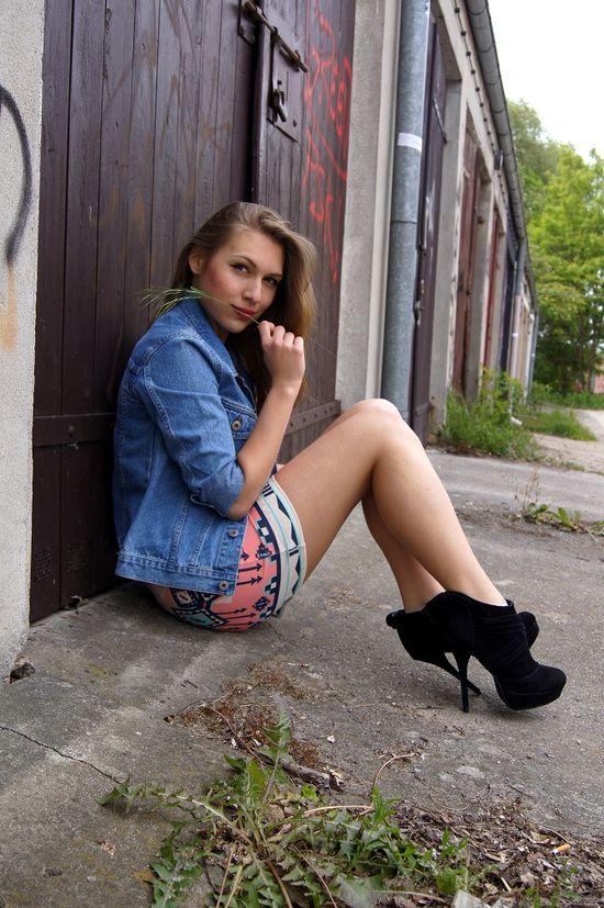 Wasze stylizacje: Agnieszka