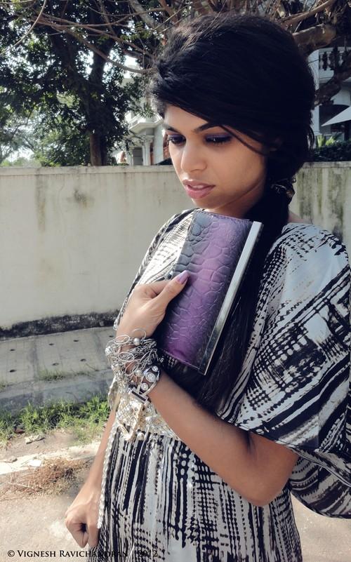 Wasze styliazacje: Meghavarshini
