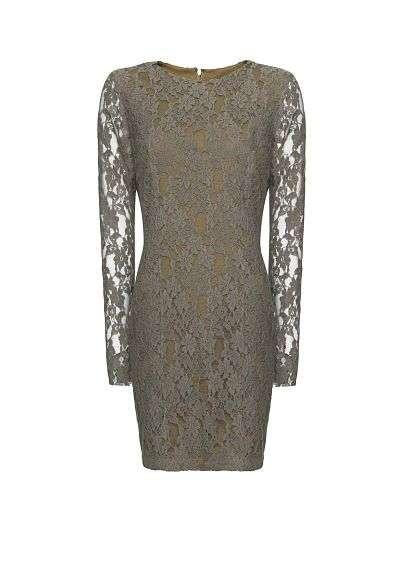 Przegląd sukienek Mango jesień 2012
