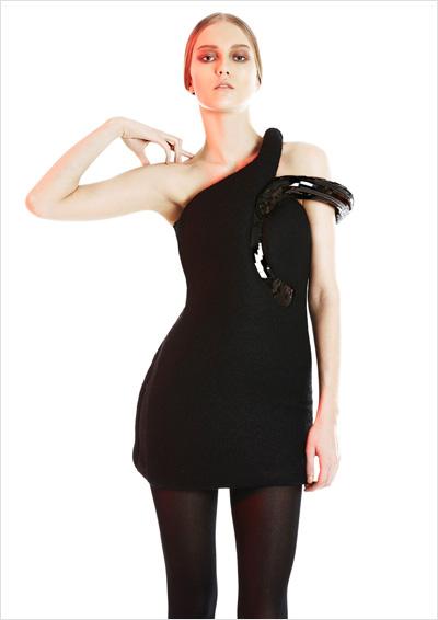 Niebanalne suknie od Sylvio Giardina (FOTO)