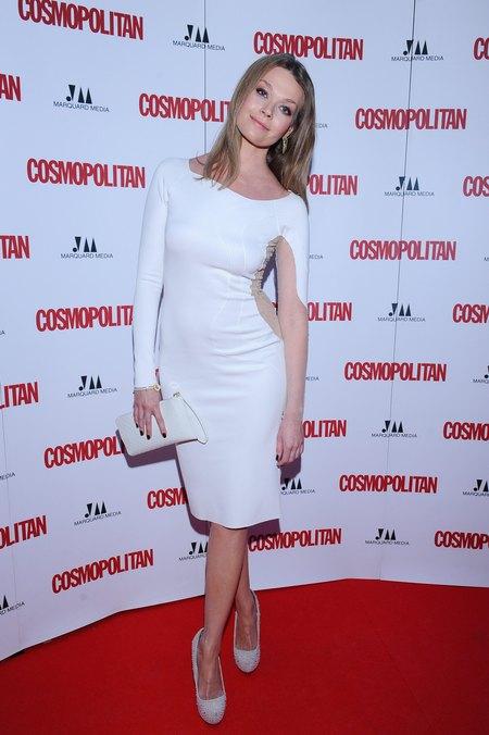 Gwiazdy na imprezie Cosmopolitan (FOTO)/Tamara Arciuch